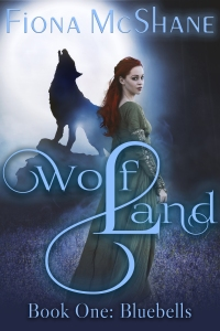 Book Cover Wolf Land Book One
