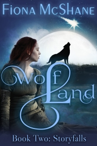 Cover Wolf Land Book Two